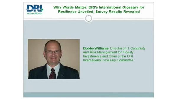 DRI Glossary Image