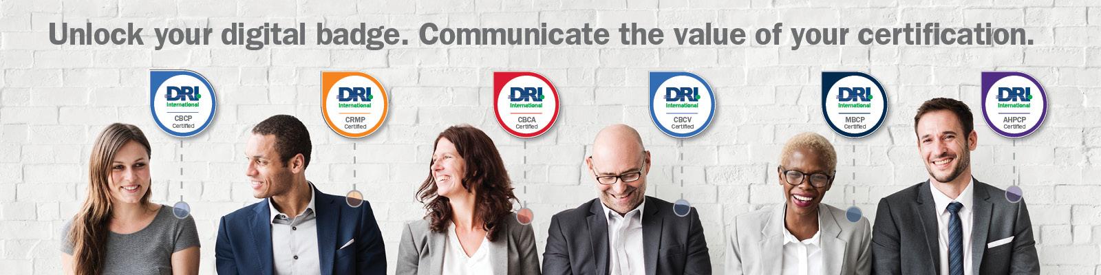 Learn about DRI digital badges!