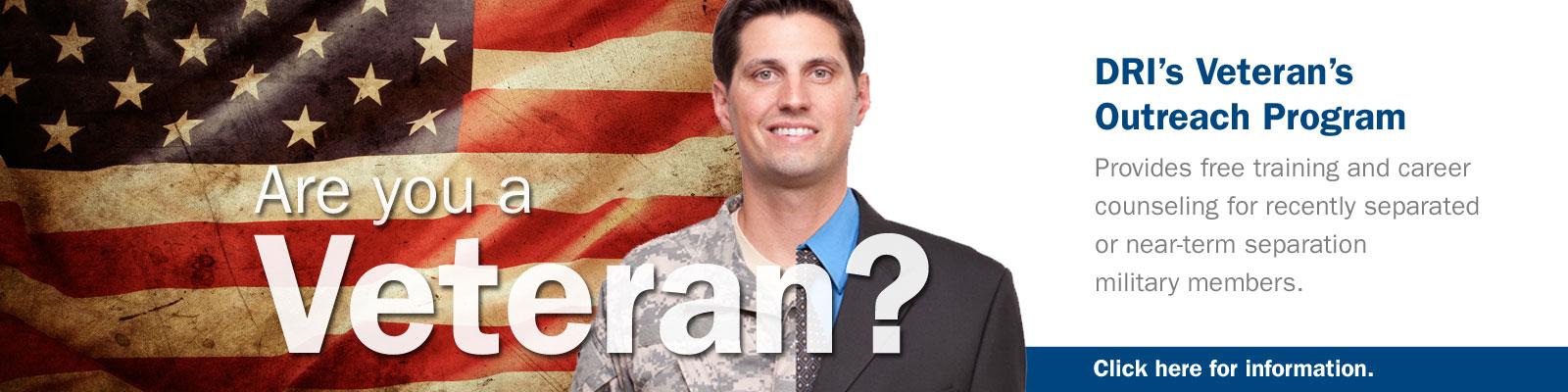 Veteran's Outreach Program