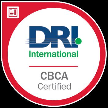 CBCA - Certification | DRI International