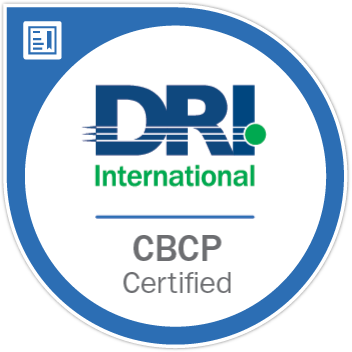 Cbcp  Certification  Dri International For The Most Part These Professionals Have Been Working In The Industry As  Leaders And Are Looking For The Recognition That Comes With Certification