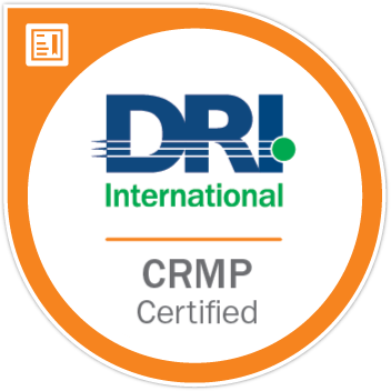 Crmp Certification Dri International