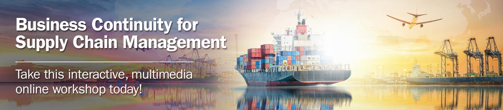 DRI-SupplyChain Banner Image