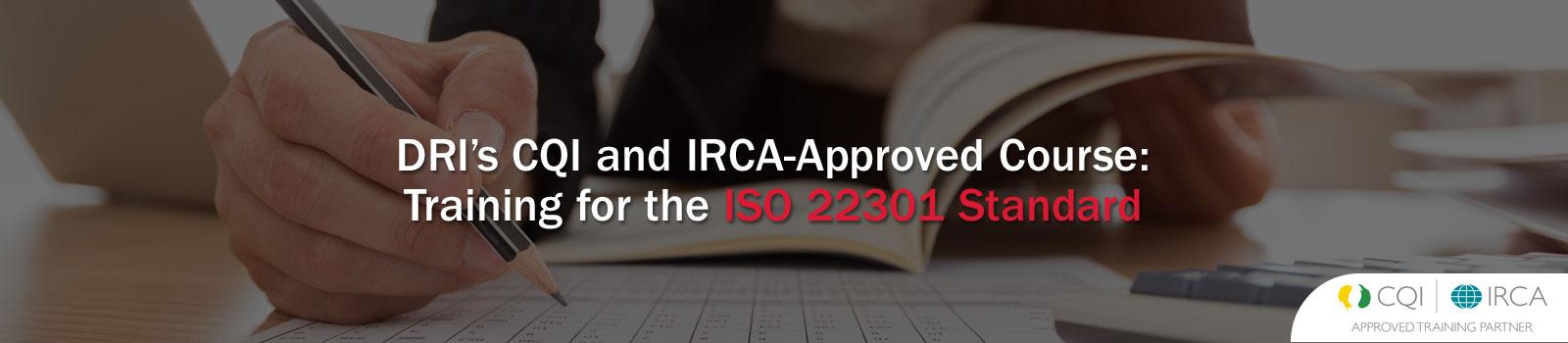 DRI ISO22309 Image