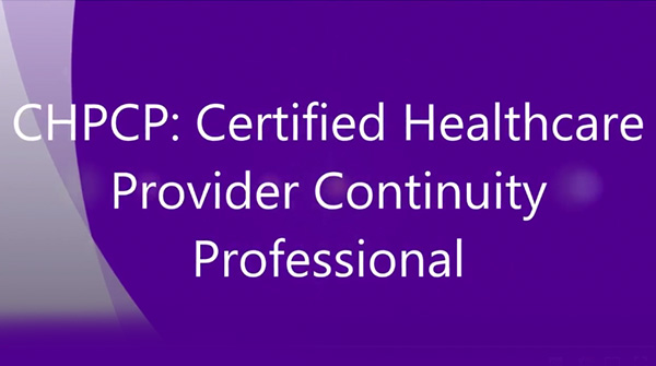 CHPCP Certification Image